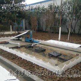 浦口地埋式微动力污水处理设备