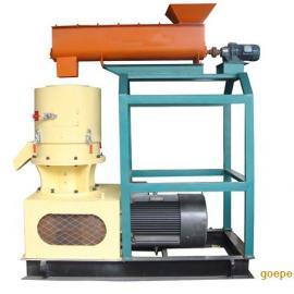 小型饲料加工机 商品狗粮机 水产鱼饲料膨化机