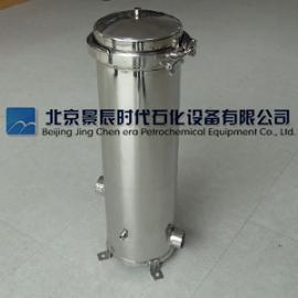 通用型保安过滤器北京厂家 壳体材质不锈钢304、316可选
