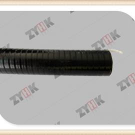 天津中远宏科单扣耐压型夹棉线平包塑电线保护软管报价