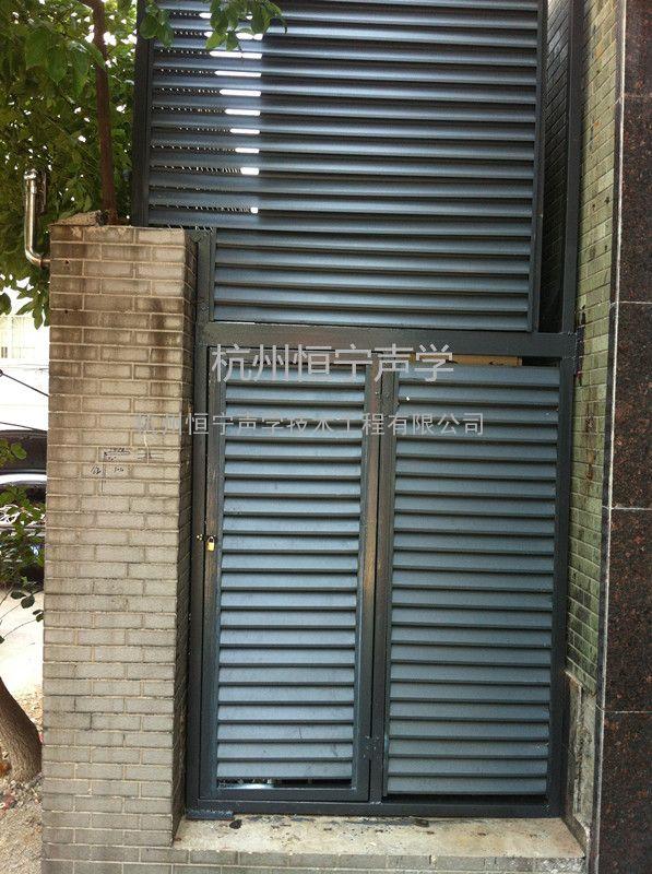 杭州消声百叶窗|销售消声百叶窗