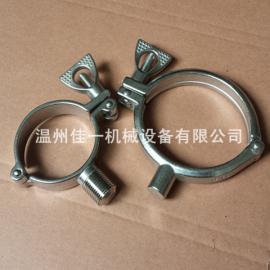 不�P�重型�T造管箍/精密�T造管卡/不�P�重型管支架/管�a