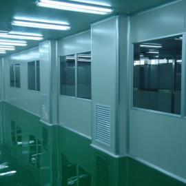洁净室 无尘车间 空气净化工程