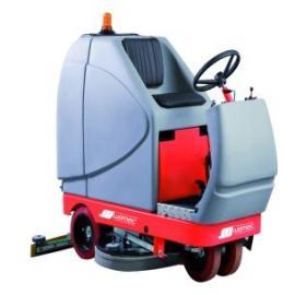 WAB1000驾驶式全自动洗地吸干机