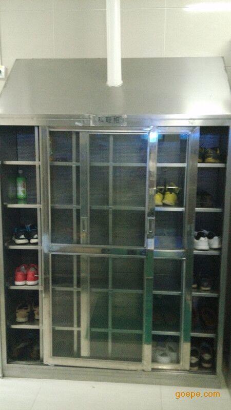 不锈钢鞋柜cad设计图
