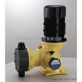浙江力高GM系列机械隔膜式计量泵