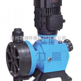 力高JMX系列机械隔膜式计量泵