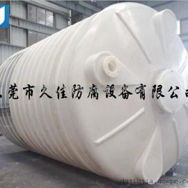 30吨减水剂储罐  耐腐化PE贮存罐  北京大关键词灰斗厂家