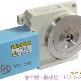 深圳厂家直销HSD-200RTL 旋转电动分度盘立卧两用