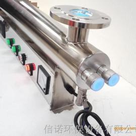 厂家直销太原150W过流式紫外线杀菌设备/二次供水消毒设备