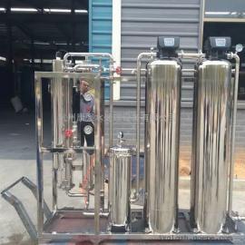 供应康强纯净水成套二级反渗透设备|矿泉水成套水处理一级反渗透