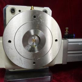 分度盘首选HSD-140DT气动旋转分度盘工作台厂家直销