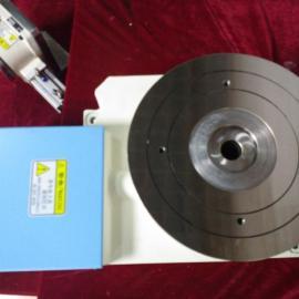 机床附件HSD-300RTL 旋转电动分度盘横立两用