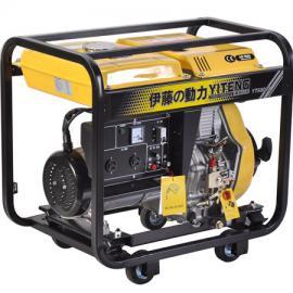 上海5KW小型柴油发电机价格YT6800X