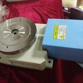 机床分度盘HSD-200RT 分度盘专家 电动分度盘分度台