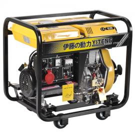 供应小型5千瓦柴油发电机YT6800E3
