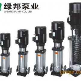 QDL/QDLF轻型冲压不锈钢多级离心泵