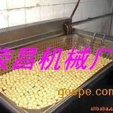 供应小型商用油炸机,炸鸡背油炸锅,电加热油炸流水线