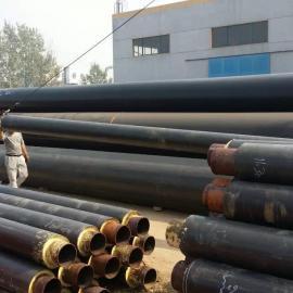 DN80预制聚氨酯保温管,预制聚氨酯直埋管厂家供应