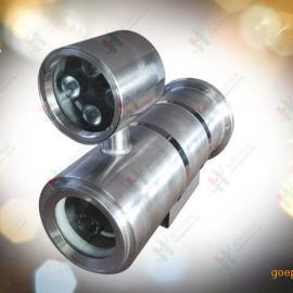 东莞、中山316不锈钢材质外置红外灯防爆护罩可内置索尼/海康机芯