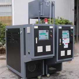 平板硫化机电加热油温机_南京星德机械有限公司