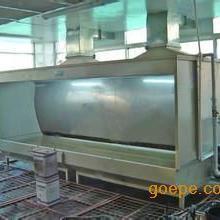 东莞长安白铁通风工程 涂装/喷涂设备 旭恒专业制作水帘柜