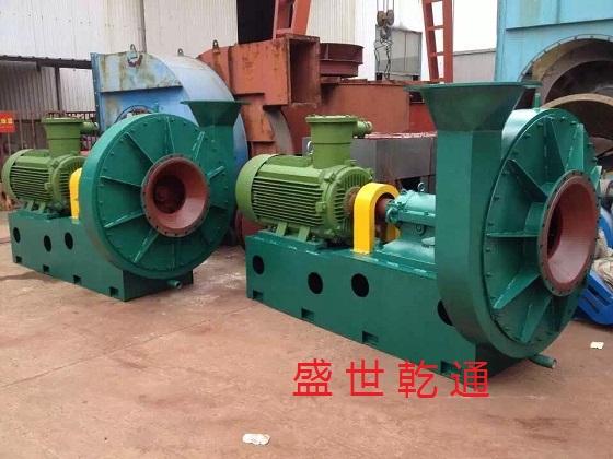 高温管道废气风机/毒害气体输送风机