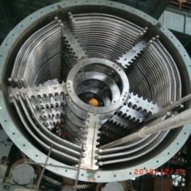 环管式蒸汽回转煤泥干燥工艺