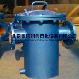 直通蓝式过滤器SBL型 工业污水过滤器 立式除污器