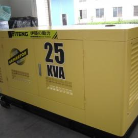 YT2-25KVA-ATS伊藤柴油发电机