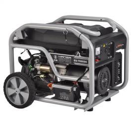 6kw小型汽油发电机价格EU-7000DE