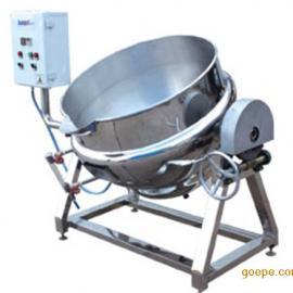 电加热夹层锅,熬粥卤肉夹层锅