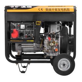 工业三相5kw柴油发电机价格