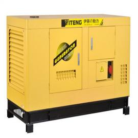 YT2-125KVA-ATS伊藤柴油发电机
