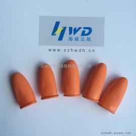 乳胶手指套 防滑点钞手指保护套 耐磨工业办公指套