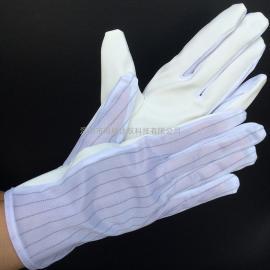 防静电PU涂层涂掌手套