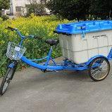 人力三轮保洁车容量大,质量上乘 品质卓越 厂家直销中