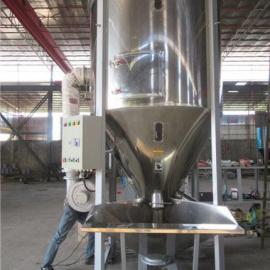塑料颗粒干燥机 不锈钢PE颗粒立式干燥机 优价供应