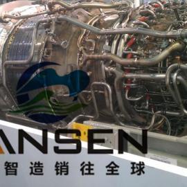 Nansen量身定制燃气轮机可拆装保温聚能环