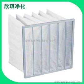 山东厂家直销初效G3袋式空气过滤器 无锡初中效袋式过滤器