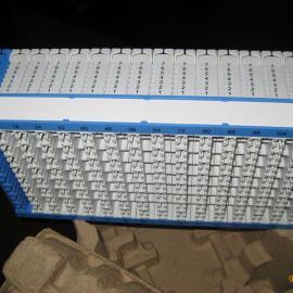 MDF配线架总线端子-STO-83B横装测试接线排