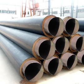 塑套钢预制直埋保温管* 聚乙烯夹克保温管