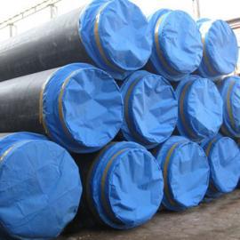 厂家供应直埋式预制聚氨酯保温弯头,地埋热水管直埋预制保温管