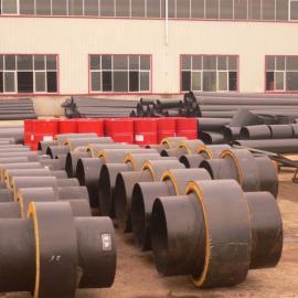 塑套钢预制聚氨酯直埋式保温管预制聚氨酯保温管保温管生产与施工