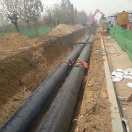 天津热水预制保温管,直埋式预制保温管,直埋保温管价格
