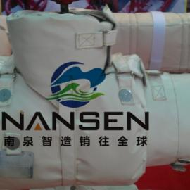 Nansen定制闸阀等异型件可拆装可检修保温节能套
