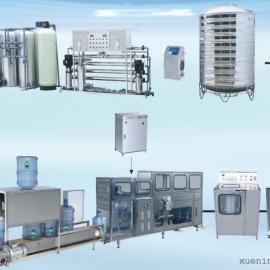 山泉水设备|大桶矿泉水设备厂家|桶装矿泉水成套设备