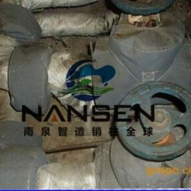 Nansen排气阀排污阀等阀门可重复使用软保温套