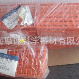 美国nalgene 5970-0116离心管架橙色适用直径:16mm 6*12 8只装