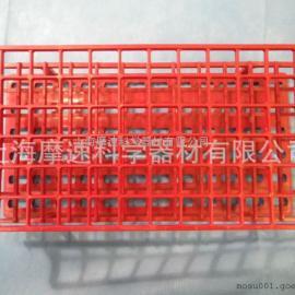 美国耐洁Nalgene5970-0516红色6*12试管架8只装